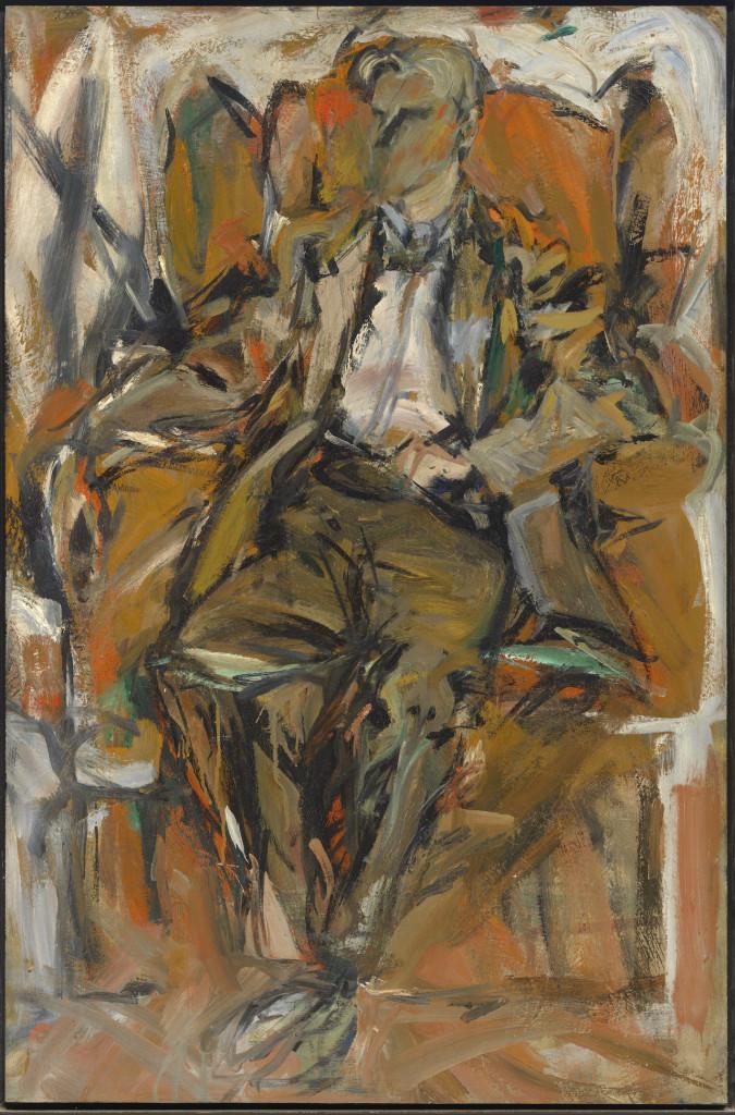by Elaine de Kooning